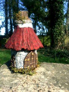 maison de fée lutin gnome